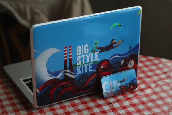 Big Style Laptop