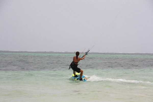 Kite Surfing Kenya