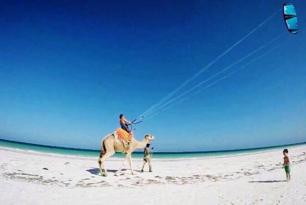 Big Style Kite Surfing Kenya