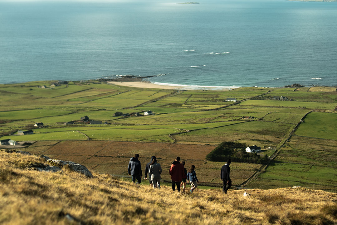 Cork to Knock Shrine - 4 ways to travel via train, bus, and car